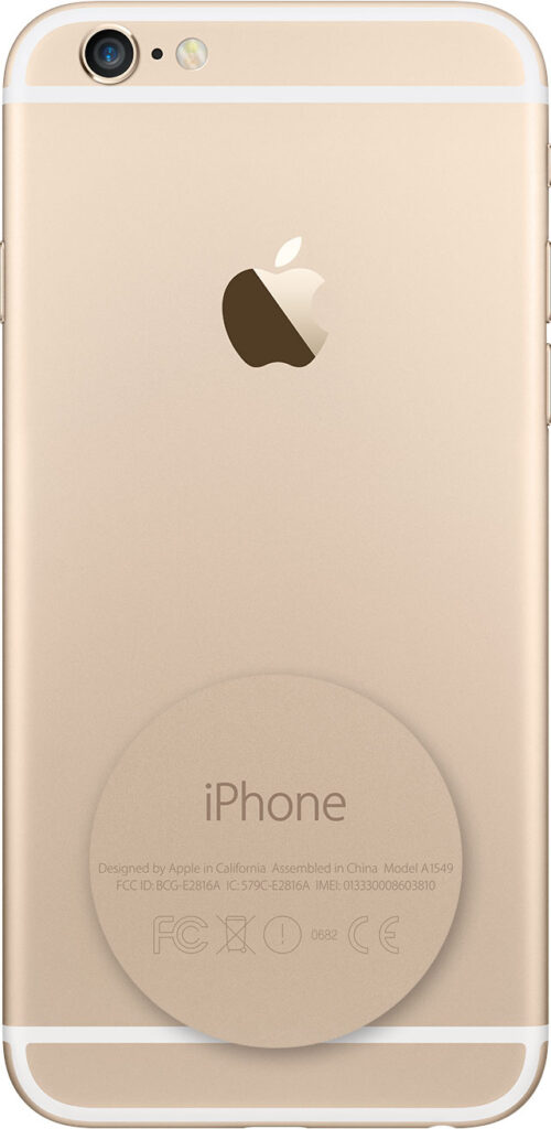 iphone6 imei back device 500x1024 - How to find the serial number of an iPhone