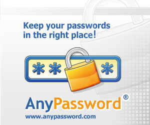 AnyPassword300x250 - anypassword Password Management Software